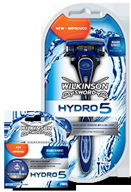 Wilkinson Sword Hydro 5 Razors & Blades