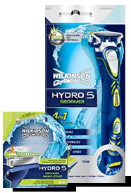 Wilkinson Sword Hydro 5 Groomer Razors & Blades