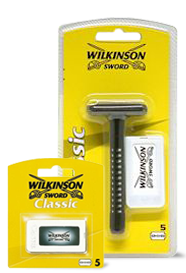 Wilkinson Sword Classic Razors & Blades