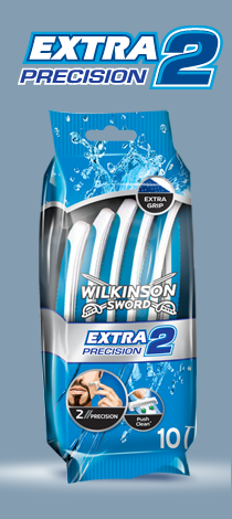 Wilkinson Sword Extra 2 Precision disposable razor