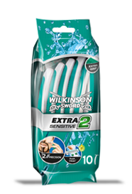 Wilkinson Sword Extra 2 Sensitive Disposables