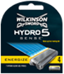Wilkinson Sword Hydro 5 Sense Energize Razors & Blades