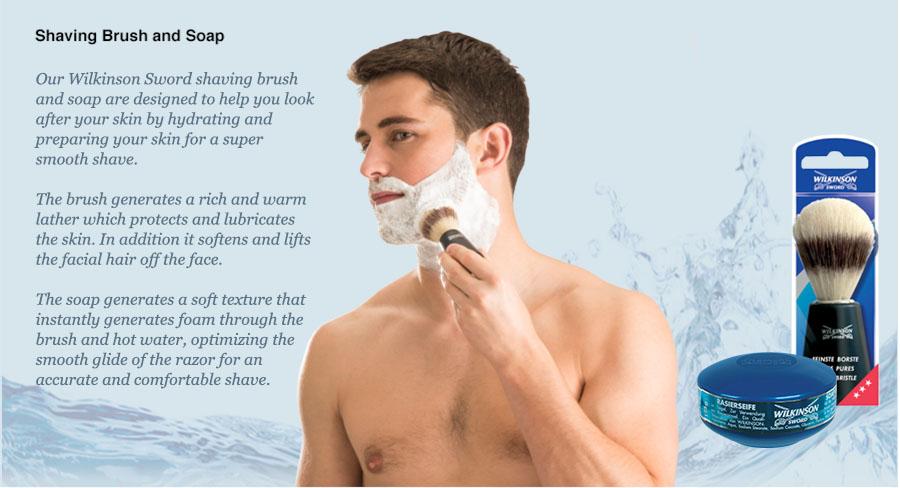 Wilkinson Sword Hydro Shave Care range