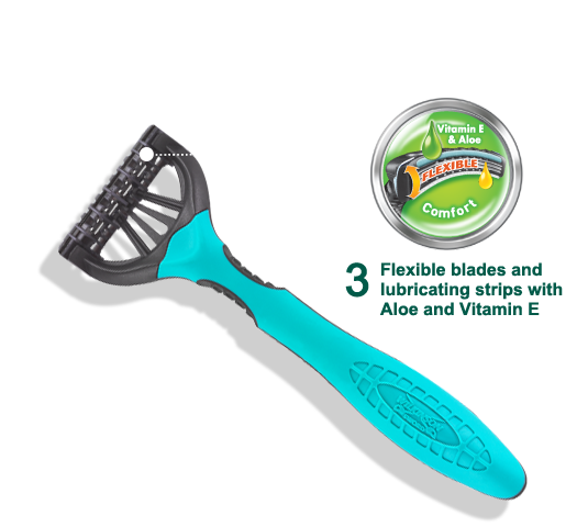 Wilkinson Sword Xtreme 3 Sensitive disposable razor