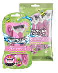 Wilkinson Sword Xtreme 3 beauty sensitive disposable razor