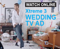 Xtreme 3 Wedding Ad