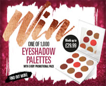 Wilkinson Sword Eyeshadow Promotion