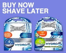 Buy now, shave later