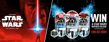 Wilkinson Sword Star Wars Promotion