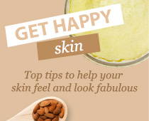 Top skincare tips for happy skin!