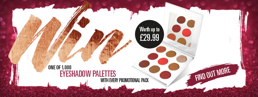 Wilkinson Sword Eyeshadow Palette Promotion